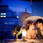 Handmade Rooftop Picnic Wedding at Azure by Annemari Ruthven