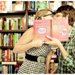 Bookshop Engagement Shoot