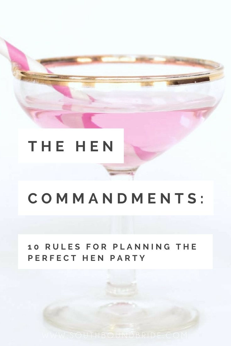 Hen Party Planning Tips