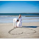 Rustic Beach Wedding at Paternoster Lodge by Just Judy Photography