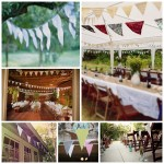 Hooray for bunting!