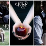 Movie-themed Engagement Shoots
