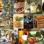 Inspiration Board: Rustic Orchard