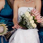 Wedding Flowers: The Protea