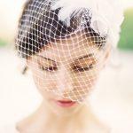 How to Wear a Birdcage Veil