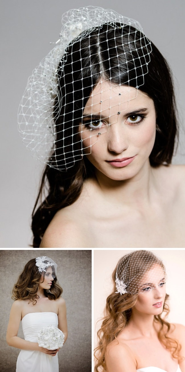 How to blusher wear birdcage veil forecast dress for summer in 2019