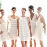 How to Style the White Bridesmaid Dress Trend