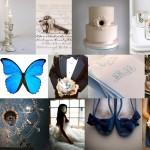 Inspiration Board: Butterfly Blue