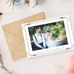 Free Printable Wedding Photo Thank You Cards