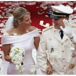 Celebrity Inspiration: Princess Charlene & Prince Albert