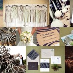 Inspiration Board {1 Theme 3 Ways}: Chic Safari