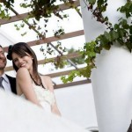 Real Wedding at Shelley's Gourmet Cafe {Catherine & Mark}