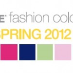 Pantone Spring 2012 Colour Report