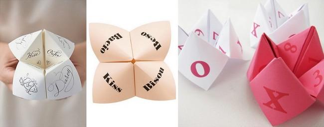 5 Easy DIY Origami Wedding Ideas | SouthBound Bride