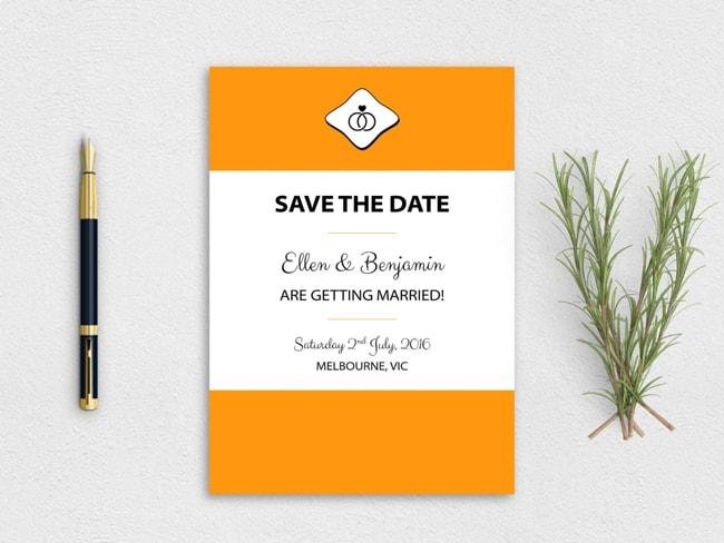 Literary Wedding Ideas Penguin Books Save the Date