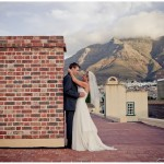 Real Wedding at the Castle of Good Hope {Kerri & Russell}