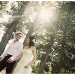 Real Wedding at Rickety Bridge {Louise & Clive}