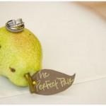 Pear Wedding Details