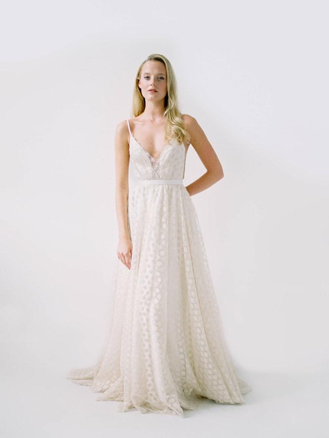 Brunch Wedding Dress