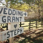 Real Farm Wedding {Stephanie & Grant}