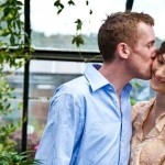 A Day at the Nursery Engagement Shoot