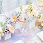 Watercolour Wedding Details