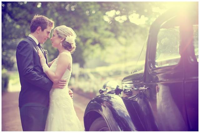 single post real wedding bernie