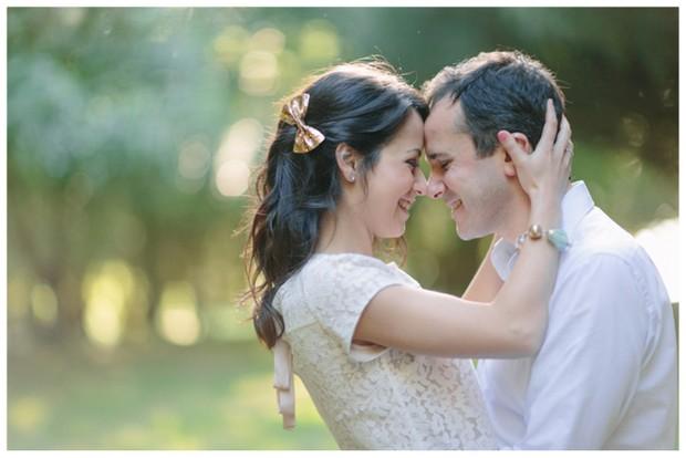 outdoor bridal picture ideas - 016 southbound bride romantic engagement brancoprata