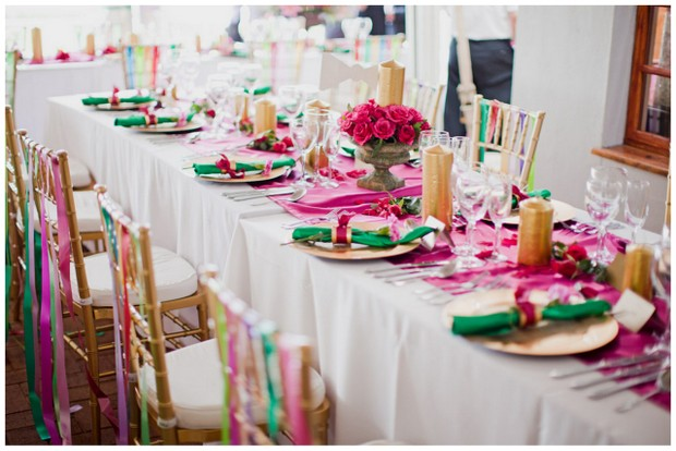 View Wedding Decor: Colourful Carnival Wedding At The View Hotel By Rensche Mari
