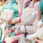 Real Wedding at The Bridge {Roslynde & Louis}