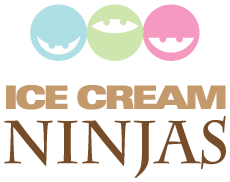 Ice cream ninjas southbound bride as a wedding blogger im always on the lookout for something new and different that can add an extra spark to a wedding day making it extra memorable for ccuart Images