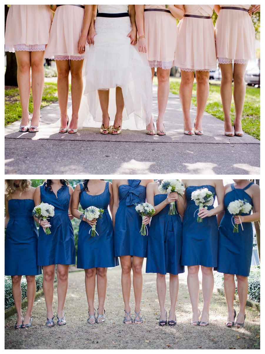 Different Wedding Shoes For Brides