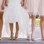 Mismatched Bridesmaid Accessories Part 2 {Shoes}
