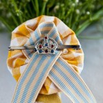 Confessions of a DIY Bride #3: Fabric Boutonnieres
