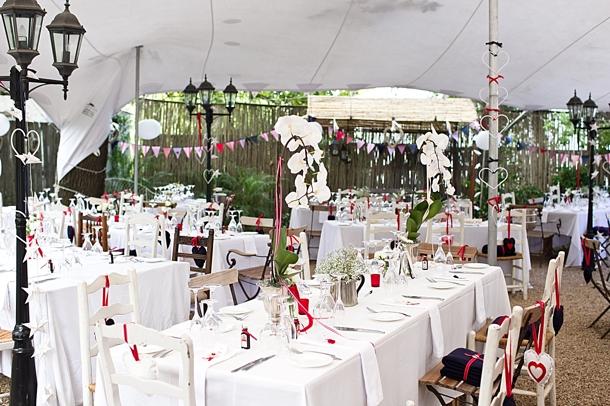 EampJ021 Southboundbride Cafe Felix Jaco Le Roux Cherry Red Navy Wedding Decor SouthBound Bride