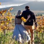 Wine Farm Engagement Shoot