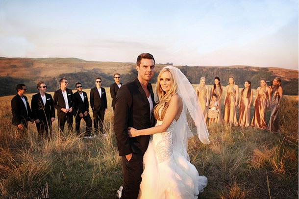 South African Wedding Inspired By Fashion By Fiona Clair