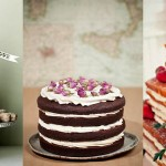 Naked {Un-iced} Cakes