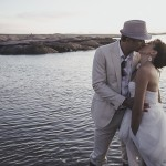 Real Wedding at Paternoster Lodge {Katie & Theoniel}