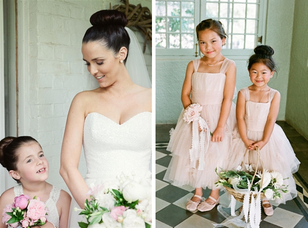 Southboundbride Ballet Buns Top Knots Flower Girls 012