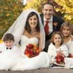 Real Wedding at Providence {Nicola & Colin}