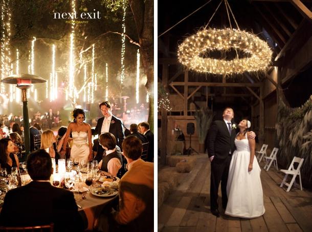 Southboundbride Fairy Twinkle Lights Wedding 002