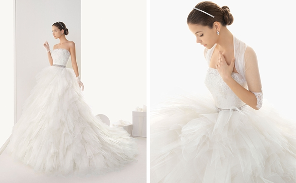 Rosa clara southbound bride for Virtual try on wedding dress