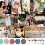 South African Wedding Style #1: Cape Country Vintage