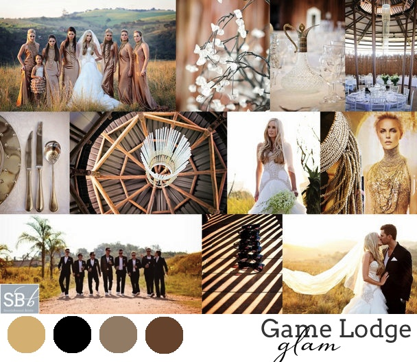 South african wedding style 2 game lodge glam for African wedding decoration theme
