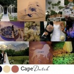 South African Wedding Style #4: Cape Dutch