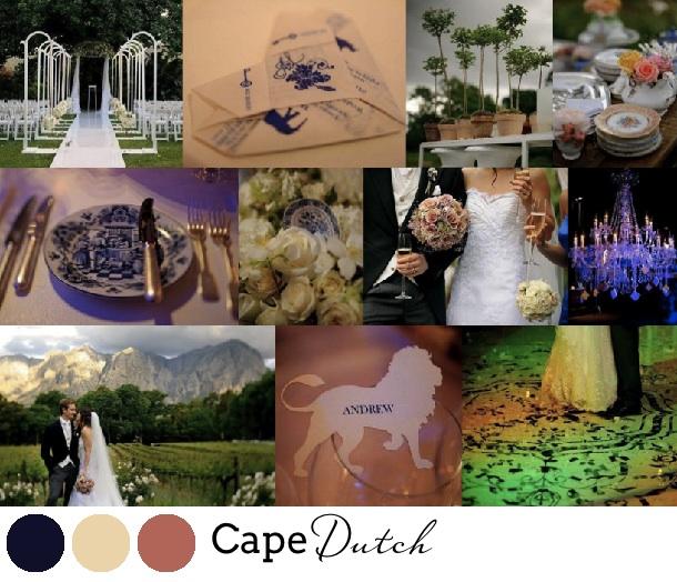 a97442c7573 South African Wedding Style  4  Cape Dutch