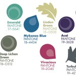 Pantone Fall 2013 Colour Report