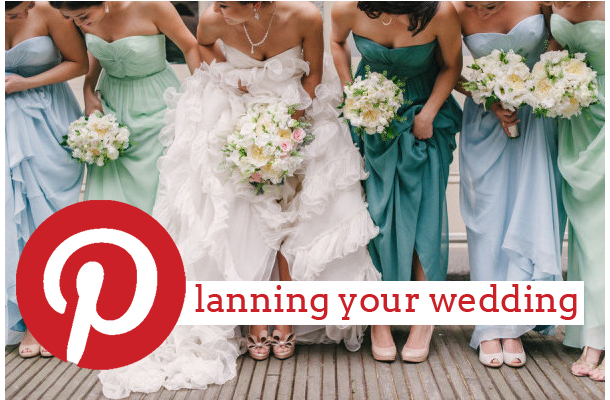 Planning Your Wedding With Pinterest