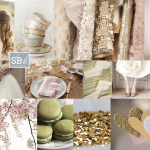 From Inspiration to Invitation to Reality: Sparkle & Blush